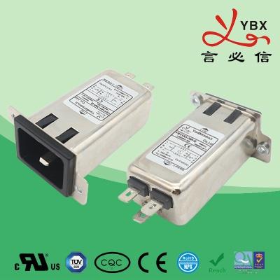 IEC socket filter YB11-A11-A12-A13