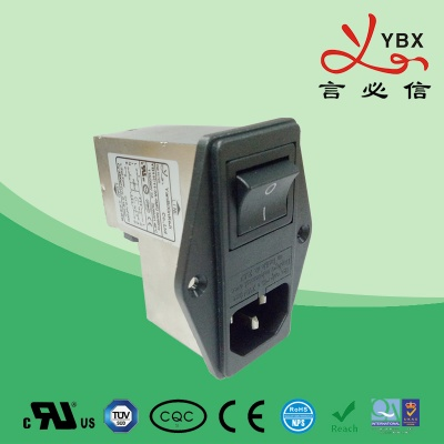 Switching power filter YB11-C11-C12