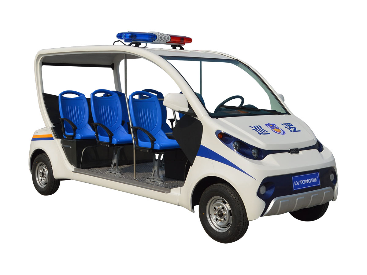 六人座电动巡逻车