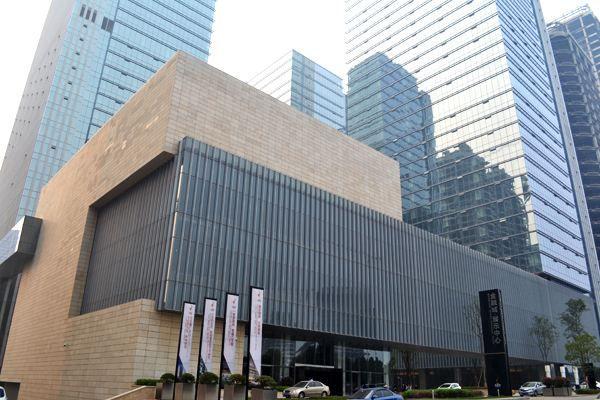 江北金融城幕墙工程