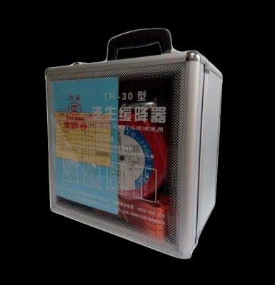 逃生缓降器(小铝箱)CCC认证