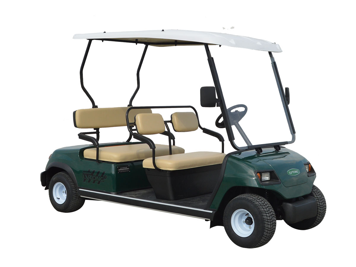 四人座高尔夫球车