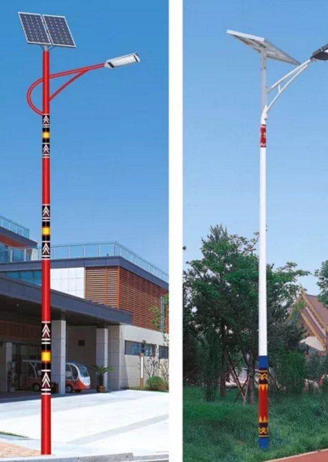 太阳能led路灯如何安装和使用?