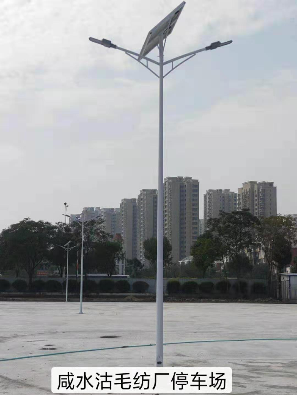 咸水沽毛纺厂停车场