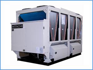螺杆式热回收风冷机组