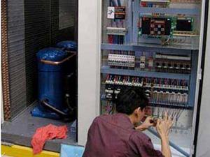 特灵:冷水机组检测