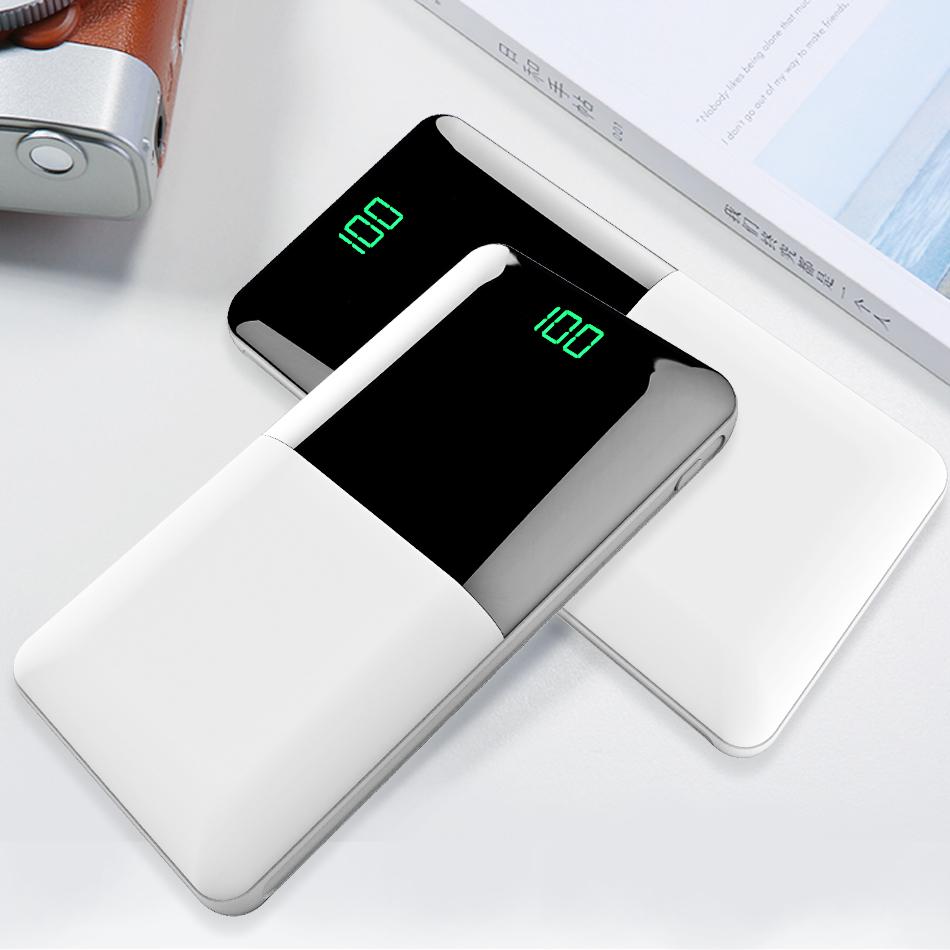 Portable smart power bank AT20000