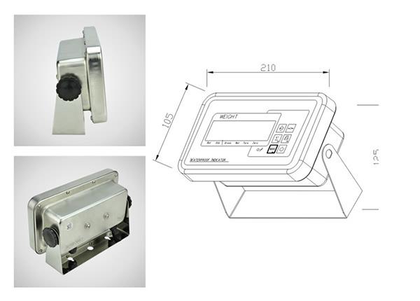 XK3119WL-II-LED