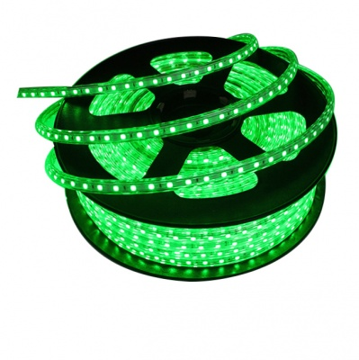 110V dimmable Lights, 60LEDs, for Indoor/Outdoor ,Accessories Included,Green, 18FT, 65FT, 165FT