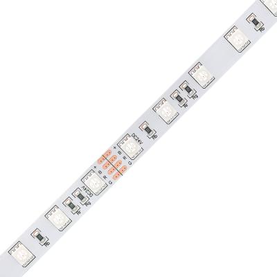 5050 RGB 60leds/M led strip light