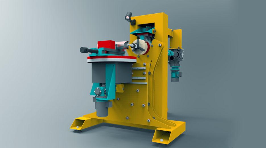 SL60基座式系列工具机应用案例