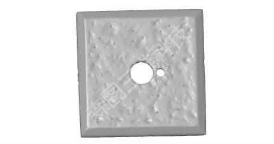 五金片ATOS蓝光三维扫描设计案例