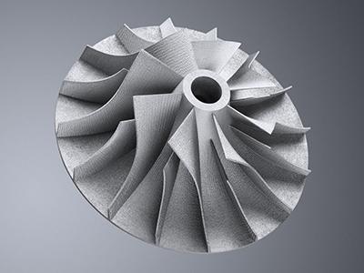 石排客户五金产品3D打印服务