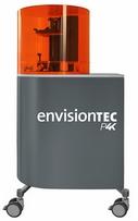 德国原装进行光固化成型EnvisionTEC Perfactory P4K 红蜡3D打印机