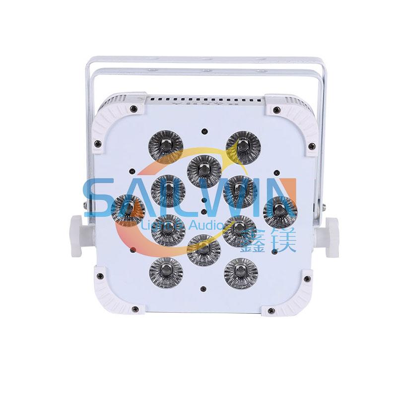 V12 Built In Wireless LED Par Can