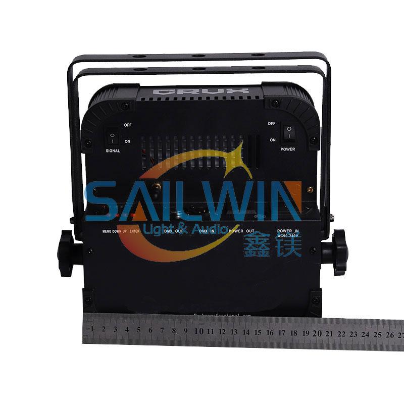 V9 Battery Powered Wireless LED Par Light IR Remote