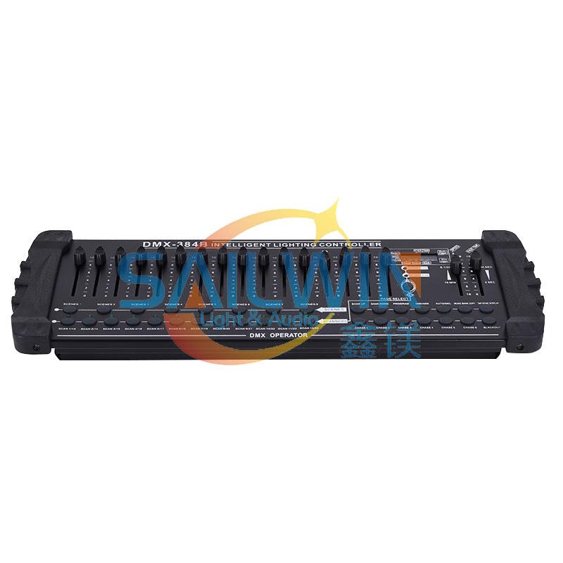 DMX384 console
