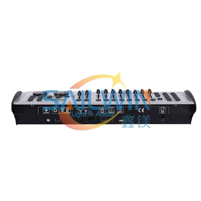 Disco240 console