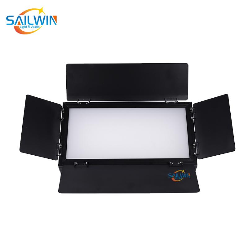 100W Warmwhite/Coolwhite DMX512 SMD Studio LED Panel Light