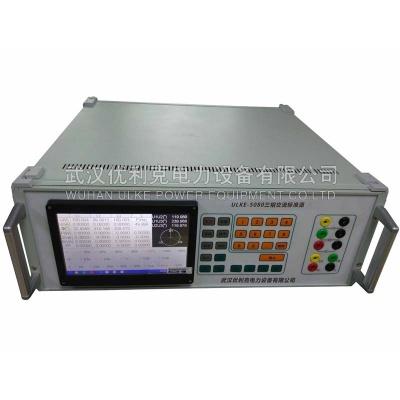 28.ULKE-5080三相交流标准源