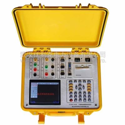24.ULDN-B400三相电能表现场校验仪