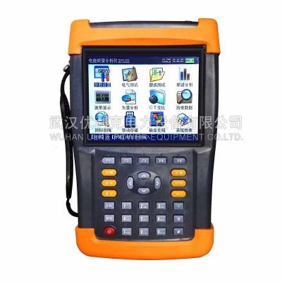 23.ULDN-V800手持式三相电能质量分析仪