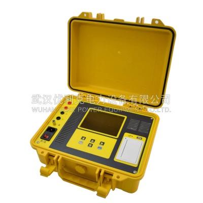 04.ULZZ-10B變壓器直流電阻測試儀