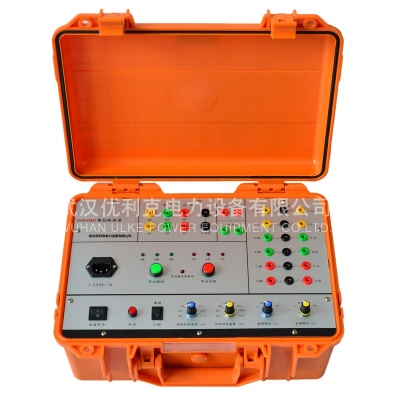 12.ULKE-DQ33模拟斷路器