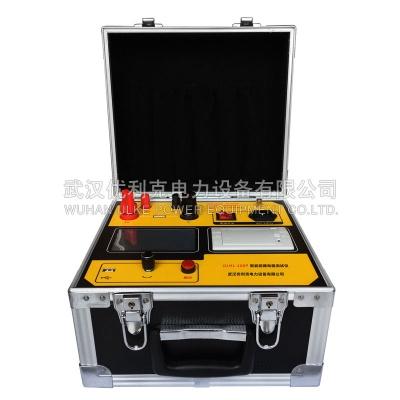 03.ULHL-100P智能回路電阻測試儀