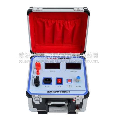 02.ULHL-100A回路電阻測試儀