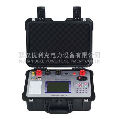01.ULFZ-401A發電機轉子交流阻抗測試儀