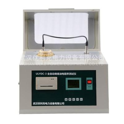 26.ULYDC-3全自動絕緣油電阻率測試儀