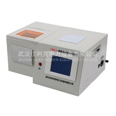 23.YBSC-6絕緣油酸值自動測定儀