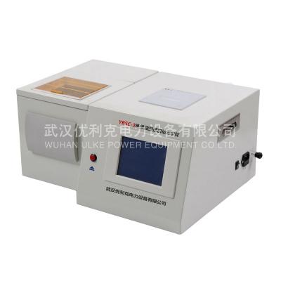 22.YBSC-3絕緣油酸值自動測定儀(三杯)