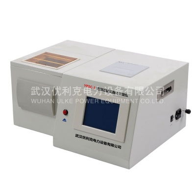 21.YBSC-1絕緣油酸值自動測定儀(單杯)