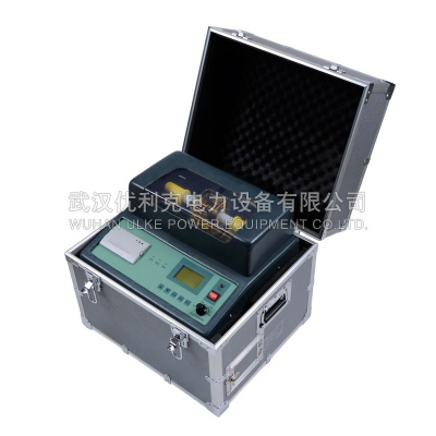12.ULKE-6801B全自動絕緣油介電強度測試儀(便攜式)