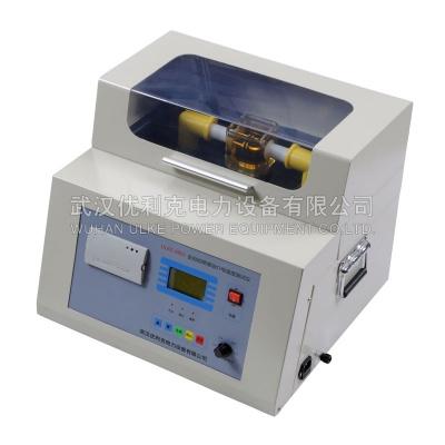 11.ULKE-6801全自動絕緣油介電強度測試儀(單杯)