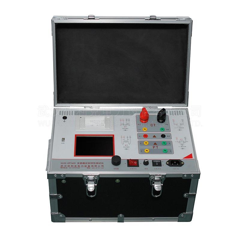 03.ULKE-CPT600互感器伏安特性测试仪