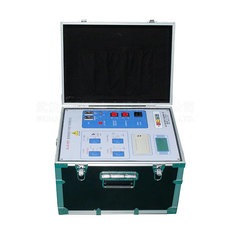 18.ULJS-801高壓介質損耗測試儀
