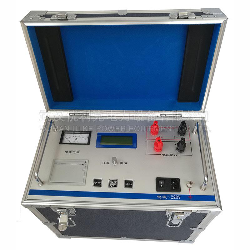 13.ULZZ-100A变压器直流电阻测试仪