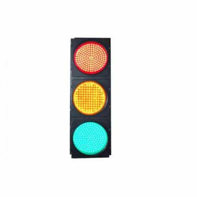 满屏交通信号灯
