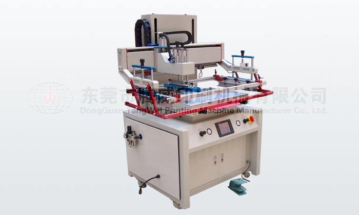 半自動絲印機如何延長使用壽命