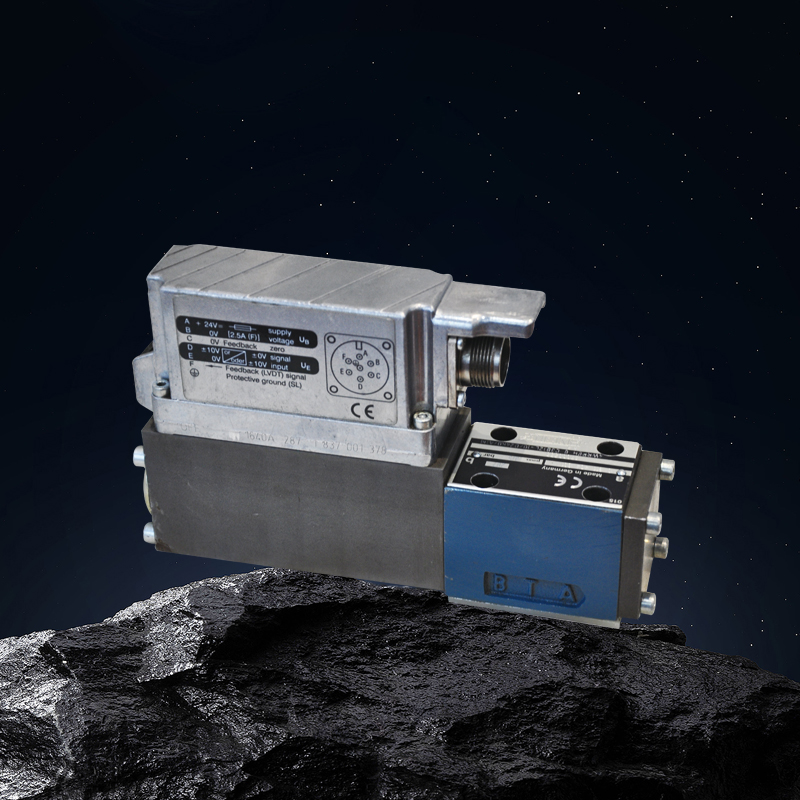 4WRPEH6-2X 型伺服电磁方向阀