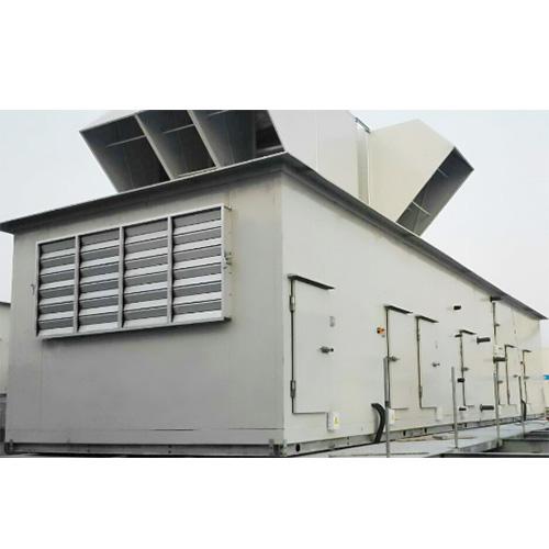 食品行业低温环境专用型组合式空调机组