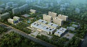 宁夏吴忠市人民医院住院楼