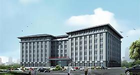重庆市公共卫生医疗救治中心门诊综合楼