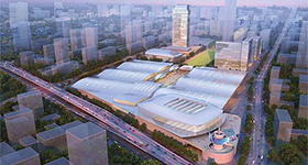 济南西部会展中心