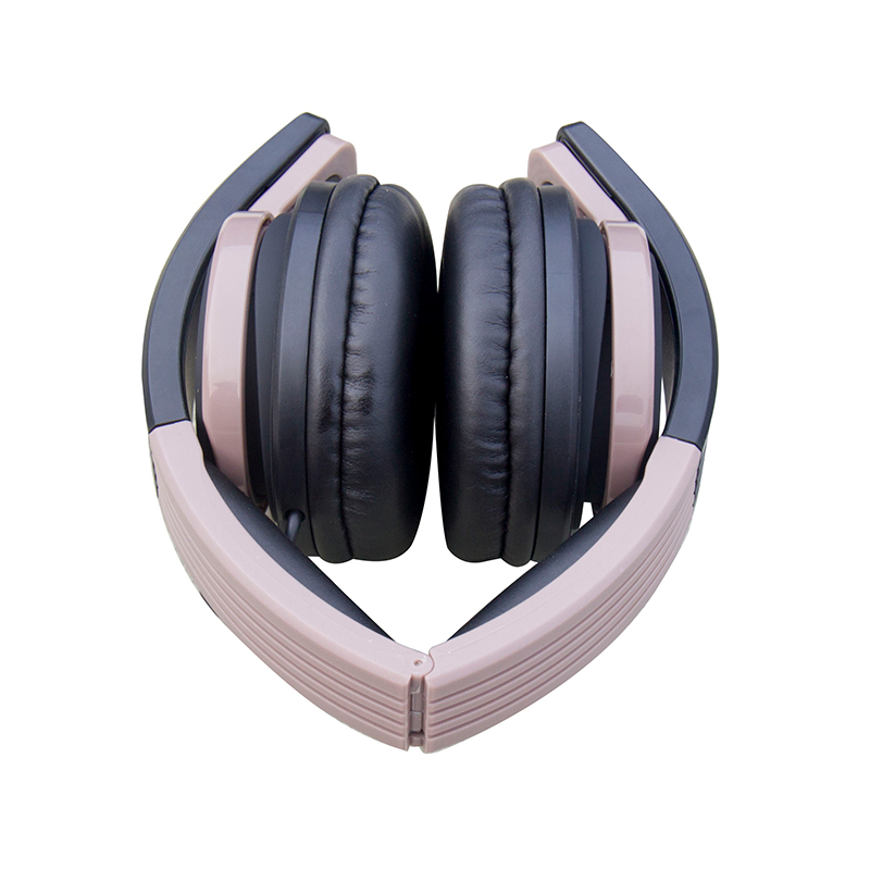 Style stereo wired headphone KH-598
