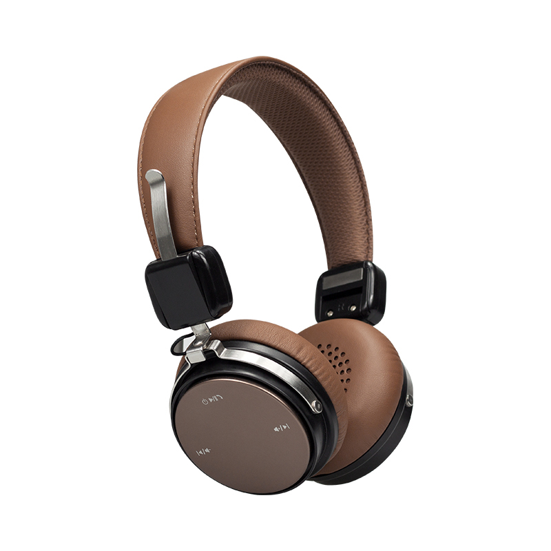 Style stereo bluetooth headset BT-1104