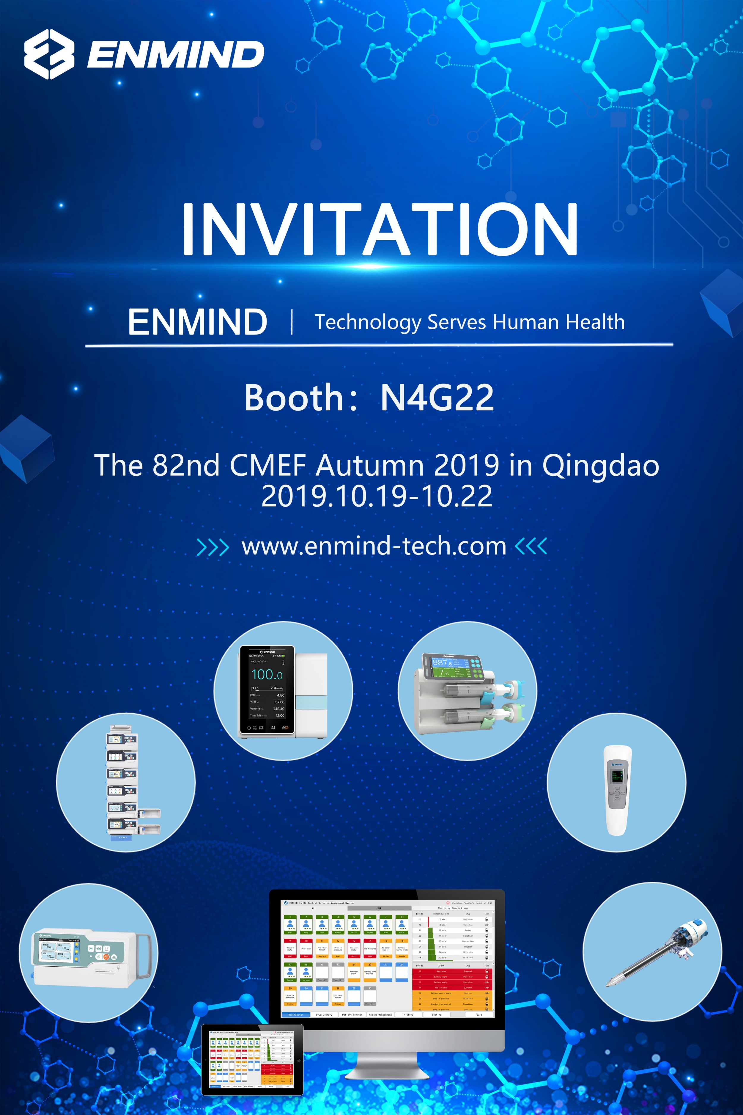 The CMEF Autumn 2019
